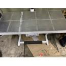 Ebro eb-4ut утюжильный или гладильный стол с пароотсосом на 220в